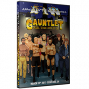 "AIW DVD March 24, 2017 ""Gauntlet for the Gold 12"" - Cleveland, OH"