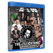 "AIW May 26 & 27, 2017 Blu-ray-DVD ""JLIT- Day 1, Day 2 & Back To The Future Cup"" - Cleveland, OH"