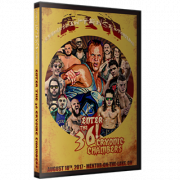 "AIW DVD August 18, 2017 ""Enter the 36 Cryonic Chambers"" - Mentor-on-the-Lake, OH"