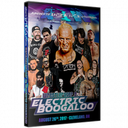 "AIW DVD August 26, 2017 ""WrestleRager 2: Electric Boogaloo"" - Cleveland, OH"