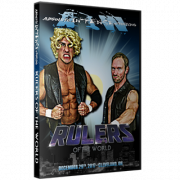 "AIW DVD December 29, 2017 ""Rulers Of The World"" - Cleveland, OH"