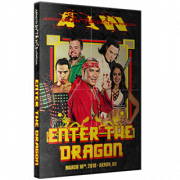 "AIW DVD March 10, 2018 ""Enter The Dragon"" - Akron, OH"