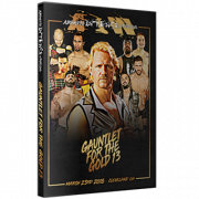 "AIW DVD March 23, 2018 ""Gauntlet for the Gold 13"" - Cleveland, OH"