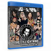 "AIW Blu-ray/DVD May 25 & 26, 2018 ""JLIT- Day 1, Day 2 & Chandler Biggins Tag Tourney"" - Cleveland, OH"