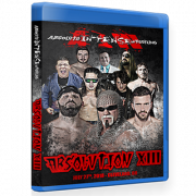 "AIW Blu-ray/DVD July 27, 2018 ""Absolution XIII"" - Cleveland, OH"