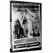 "AIW DVD August 25, 2018 ""WrestleRager 3: Now That's Class War"" - Cleveland, OH"