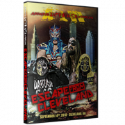 "AIW DVD September 14, 2018 ""Escape From Cleveland"" - Cleveland, OH"