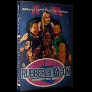 """AIW DVD November 3, 2018 """"November 3, 2018 """"Rubber City Con"""" - Akron, OH"""
