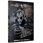 "AIW DVD November 23, 2018 ""Hell on Earth 14"" - Cleveland, OH"