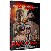 "AIW DVD December 28, 2018 ""Welcome to the Party Pal"" - Parma, OH"