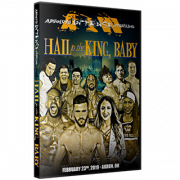 "AIW DVD February 23, 2019 ""Hail To The King, Baby"" - Akron, OH"