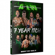 "AIW DVD March 8, 2019 ""7 Year Itch"" - Parma, OH"