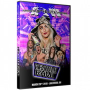 "AIW DVD March 28, 2019 ""WrestleRave"" - Lakewood, OH"