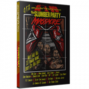 """AIW DVD April 4, 2019 """"The Slumber Party Massacre"""" - Jersey City, NJ"""