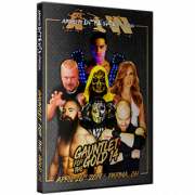 "AIW DVD April 26, 2019 ""Gauntlet for the Gold 14"" - Parma, OH"