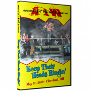 "AIW DVD May 17, 2019 ""Keep Their Heads Ringin"" - Cleveland, OH"