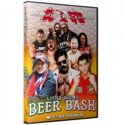 """AIW DVD May 25, 2019 """"Little Guido's Beer Bash"""" - Cleveland, OH"""