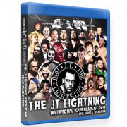 "AIW Blu-ray/DVD June 14 & 15, 2019 ""JLIT- Day 1, Day 2 & Chandler Biggins Tag Tourney"" - Cleveland, OH"