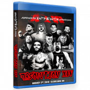 "AIW Blu-ray/DVD August 2, 2019 ""Absolution XIV"" - Cleveland, OH"