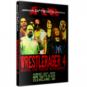 "AIW DVD August 24, 2019 ""WrestleRager 4"" - Cleveland, OH"