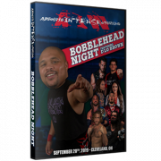 "AIW DVD September 20, 2019 ""Bobblehead Night"" - Cleveland, OH"