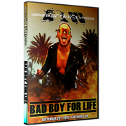 "AIW DVD September 26, 2019 ""Bad Boy For Life"" - Lakewood, OH"