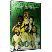 "AIW DVD November 2, 2019 ""200th Show"" - Akron, OH"