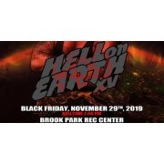 "AIW November 29, 2019 ""Hell on Earth 15"" - Cleveland, OH (Download)"