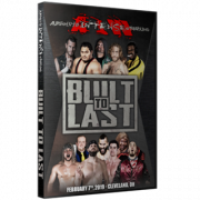 "AIW DVD February 7, 2020 ""Built To Last"" - Cleveland, OH"
