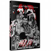 "AIW DVD February 22, 2020 ""Hey Yo"" - Akron, OH"