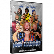 """AIW DVD April 29, 2021 """"Hello Cleveland"""" - Cleveland, OH"""