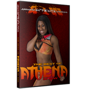 "AIW DVD ""Best Of Athena in AIW"""