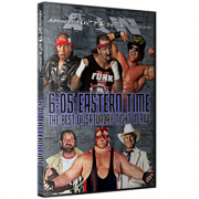 "AIW DVD ""6:05 Eastern Time - The Best of Saturday Night in AIW"""