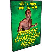 AIW DVD ''Attitude.Charisma.Heart: The Best Of ACH in AIW''