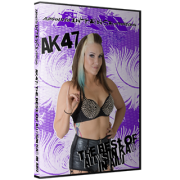 "AIW DVD ""AK47: Best Of Allysin Kay in AIW"""