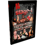 "Alpha-1 Wrestling DVD February 21, 2010 ""Stage-1"" & April 10, 2010 ""The Next Level"" - Hamilton, ON"
