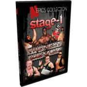 "Alpha-1 Wrestling DVD February 21, 2010 ""Stage-1"" & April 10, 2010 ""The Next Level"" - Hamilton, ON"
