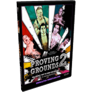"Alpha-1 Wrestling DVD April 10, 2011 ""Proving Grounds 2"" - Hamilton, ON"
