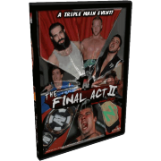 "Alpha-1 Wrestling DVD October 23, 2011 ""Final Act II"" - Hamilton, ON"