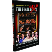 """Alpha-1 Wrestling DVD October 21, 2012 """"The Last Hurrah"""" - Hamilton, ON"""