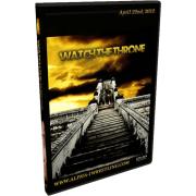 "Alpha-1 Wrestling DVD April 22, 2012 ""Watch The Throne"" - Hamilton, ON"