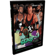 "Alpha-1 Wrestling DVD February 5, 2012 ""Stage-3"" - Hamilton, ON"