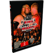 "Alpha-1 Wrestling DVD July 28, 2012 ""King of Hearts - Night 1"" - Hamilton, ON"