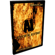 "Alpha-1 Wrestling DVD March 11, 2012 ""Immortal Kombat"" - Hamilton, ON"