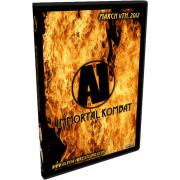 "Alpha-1 Wrestling DVD March 11, 2012 ""Immortal Kombat"" - Hamilton, ON"