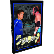 "Alpha-1 Wrestling DVD Wrestling October 20, 2013 ""The Final Act"" - Hamilton, ON"