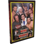 "Alpha-1 Wrestling DVD August 17, 2013 ""King Of Hearts"" Hamilton, ON"