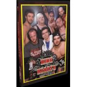 "Alpha-1 Wrestling DVD August 17, 2013 ""King Of Hearts"" Hamilton, ON"