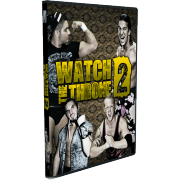 "Alpha-1 Wrestling DVD December 1, 2013 ""Watch the Throne 2"" - Hamilton, ON"
