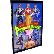 "Alpha-1 Wrestling DVD July 6, 2014 ""Mighty Morphin Power Wrestling"" - Hamilton, ON"